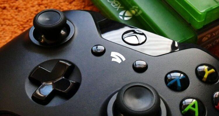 Google Stadia Xbox Series X