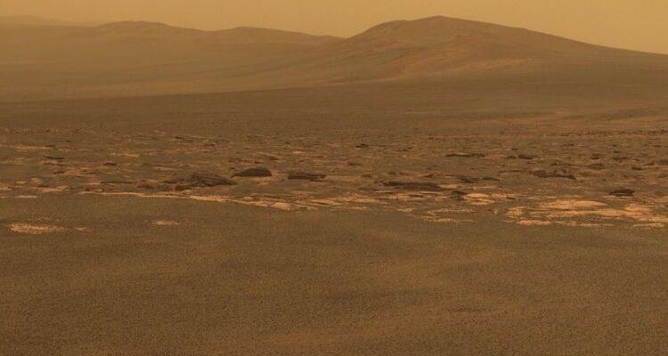 NASA Mars'tan Görüntüler Gönderdi