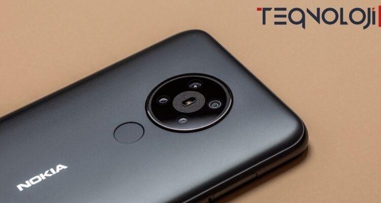 Nokia Telefon 108MP Kamera