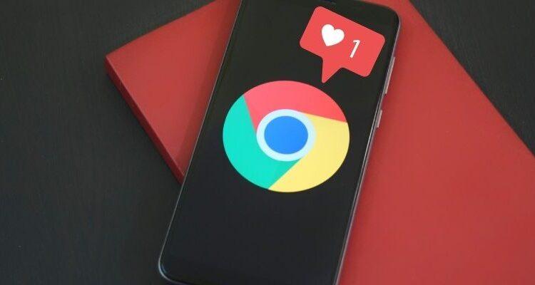google chrome takip et butonu