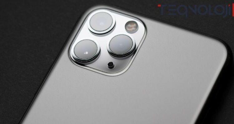 iPhone 13 Kamera Tasarımı