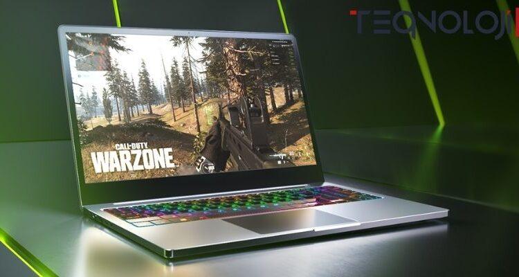 rtx 3050 laptop özellikleri