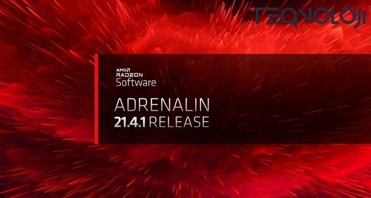 AMD sürpriz güncelleme