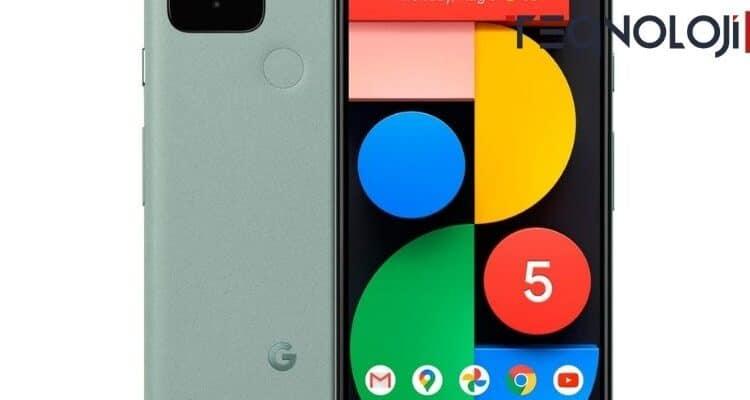 Google Pixel 5A 5G İptal